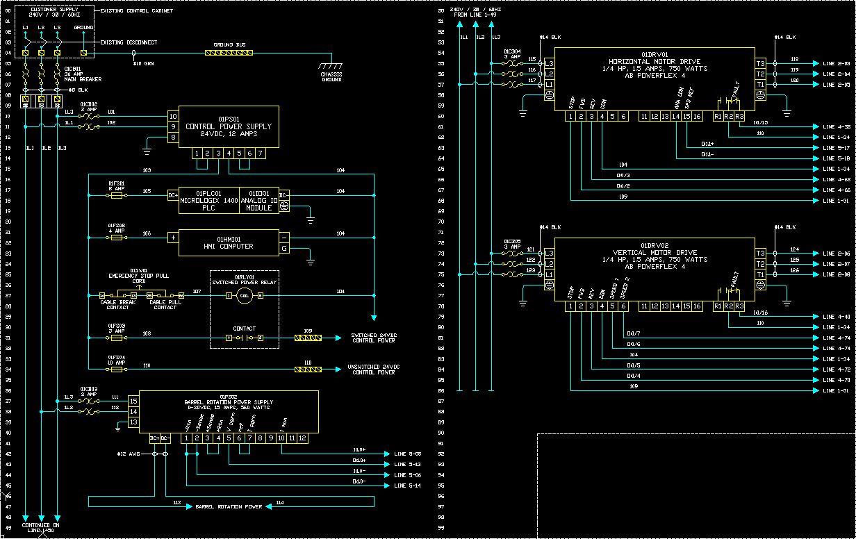 precision process equipment  u0026gt  engineering  u0026gt  electrical
